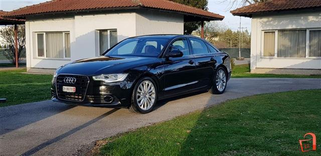 Pazar3mk Ad Audi A6 30 Tdi Quattro 2012 God So Naj Ful For Sale