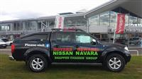 Nissan Navara na delovi