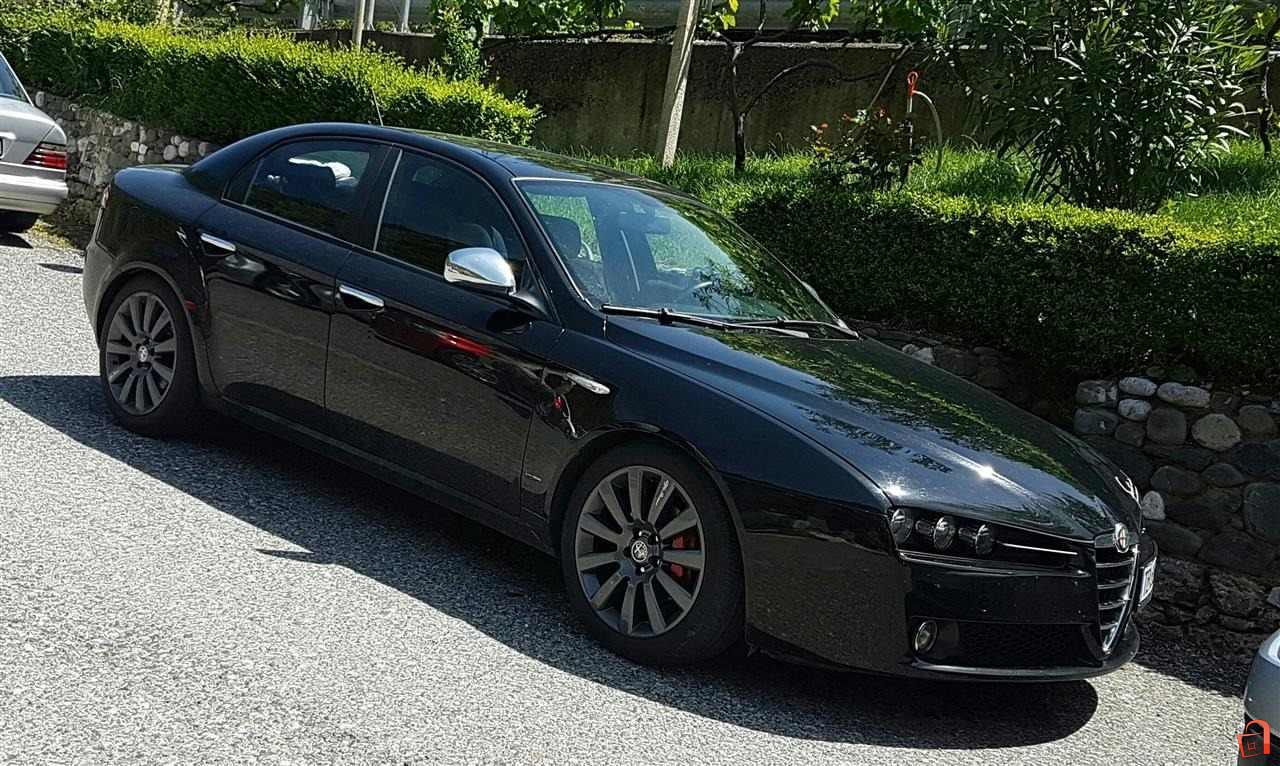 ad alfa romeo 159 150ks ti paket 09 for sale tetovo tetovo vehicles. Black Bedroom Furniture Sets. Home Design Ideas