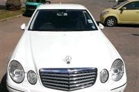 TAXI Mercedes E sekojdnevno do Thessaloniki