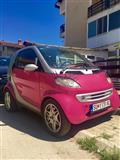 Smart ForTwo -01 600 cc turbo
