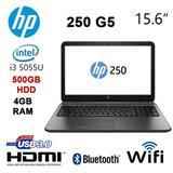 Nov laptop HP 250 G5 intel core i3