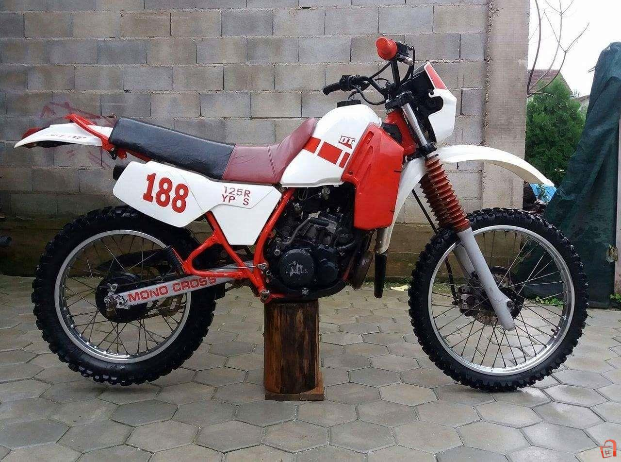 ad yamaha dt 125 r 95 for sale tetovo tetovo vehicles motorcycles over 50cc. Black Bedroom Furniture Sets. Home Design Ideas