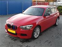 BMW 116d F20  so M Paket