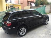 BMW X3 3,0 dizel -05