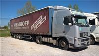 Kamion Volvo FH12 i poluprikolka KOGEL