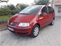 VW Sharan 1.9 Tdi 4x4 Motion Klimatronic