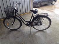 Gradski velosiped so 3 brzini