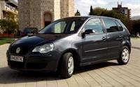 VW POLO 1.4 TDI REGISTRIRANO SO ZELEN KARTON