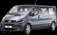 Opel Vivaro 8 plus 1  rent a car