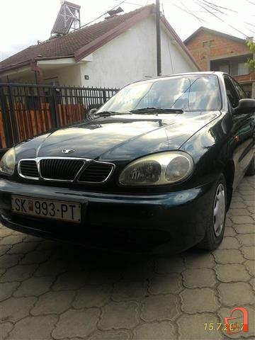 Pazar3.mk - Ad DAEWOO LANOS 1.3 SO ATESTIRAN PLIN For sale, Skopje
