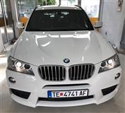 BMW X3 30d M-Paket