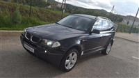 BMW X3 3.0 xd m-packet -05