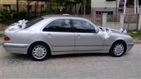 Mercedes E 200 CDI -00 REDIZAJN