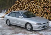 Kupuvam Mitsubishi Galant -94 1.8i BEZ DOKUMENTI