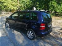 VW Touran -05 2.0 tdi