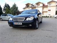 Mercedes-Benz C200 CDI  122hp Automatic