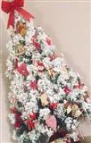 Snezna novogodisna elka 1m i 80cm