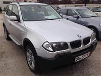 BMW X3 3.0 AUTOMATIC