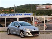 PEUGEOT 207 1.4 HDI 70 KS FACELIFT EURO-5 VIP AUTO
