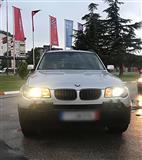 BMW X3 xdrive 2.0 Mnogu socuvan
