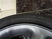 4 Zimski gumi so lieni bandasi  za Mercedes