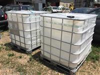 Cisterni za voda 1000kg