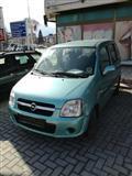 Opel Agila 12v 1.0