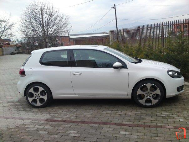 ad vw golf 6 1 4 tsi 160 ks highline 10 for sale skopje centar vehicles. Black Bedroom Furniture Sets. Home Design Ideas