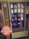 Avtomati za pijaloci i hrana