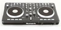 DJ controller pro i profesionalni Numark headphone