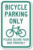 PARKING ZA VELOSIPEDI BICYCLE STAND