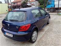 Peugeot 307 hdi 2'0 110ks so ful oprema
