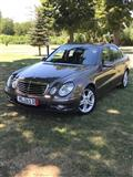 MERCEDES E320 CDI Air Matik 2007 Top Sostojba