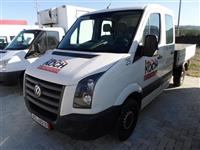 VW CRAFTER 2.5 TDI -08 7 SEATS 80 KW