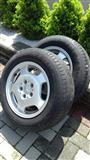 Povolno letni gumi so aluminiumski bandashi
