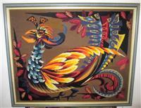 Stara izvezena tapiserija ili drugo