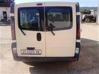 Kombe Opel Vivaro