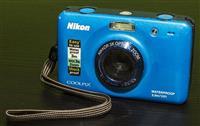 Vodootporen fotoaparat Nikon Coolpix S30