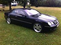 Mercedes CL 500 benzin -00 moze zamena