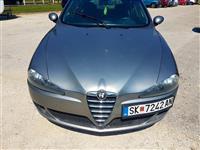 Alfa Romeo 147 JTDM150ks full oprema 6brzini