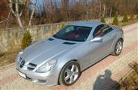 Mercedes Benz SLK 200 VO ODLICNA SOSTOJBA  -05
