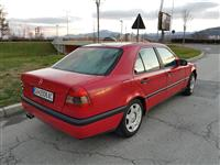 Mercedes C230 ATESTIRAN PLIN