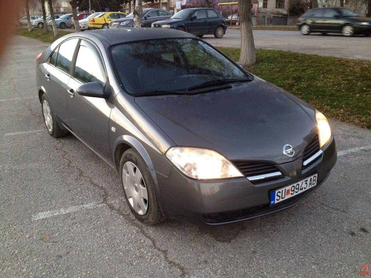 ad nissan primera 1 9 dci for sale struga vehicles automobiles nissan. Black Bedroom Furniture Sets. Home Design Ideas