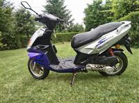 Daelim S five 50 cc 2t