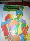 Politikan zabavnici od 1977 do 1988