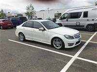 Mercedes C 250 Amg opic