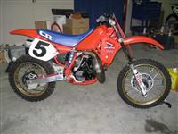 Honda 125cr