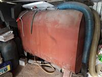 Cisterna za nafta zapremina 2000 litri