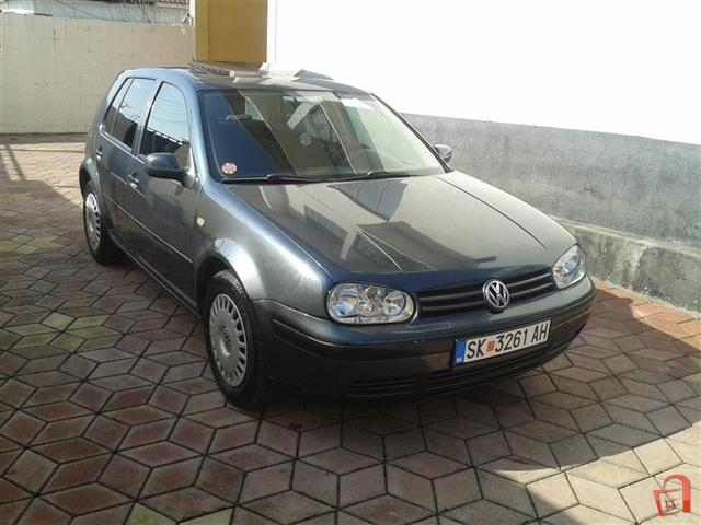 ad vw golf 4 1 9 tdi 110 k 98 for sale skopje skopje vehicles automobiles vw. Black Bedroom Furniture Sets. Home Design Ideas